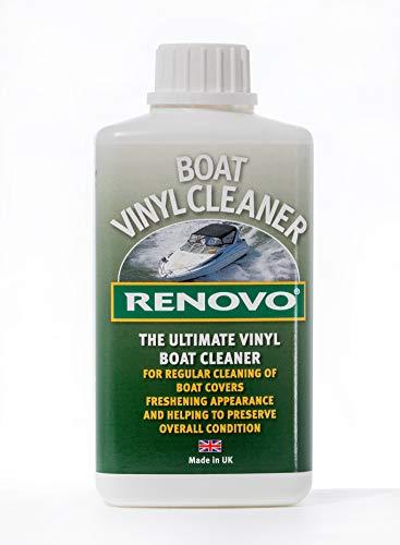 Renovo RBVC 1132 Boot Vinyl Reiniger 500 ml, neutral