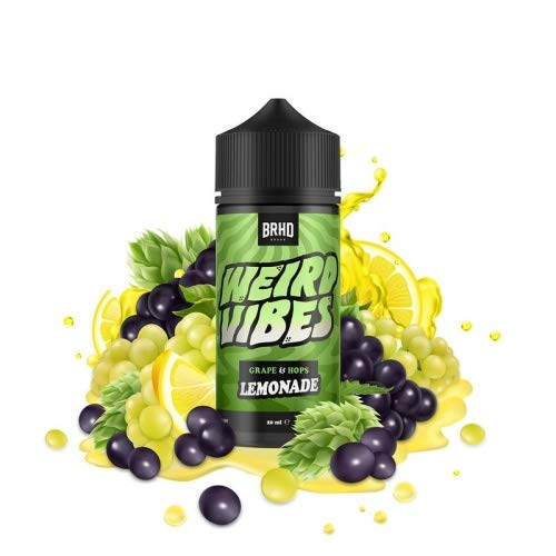 Barehead BRHD Weird Vibes Grape & Hops Aroma