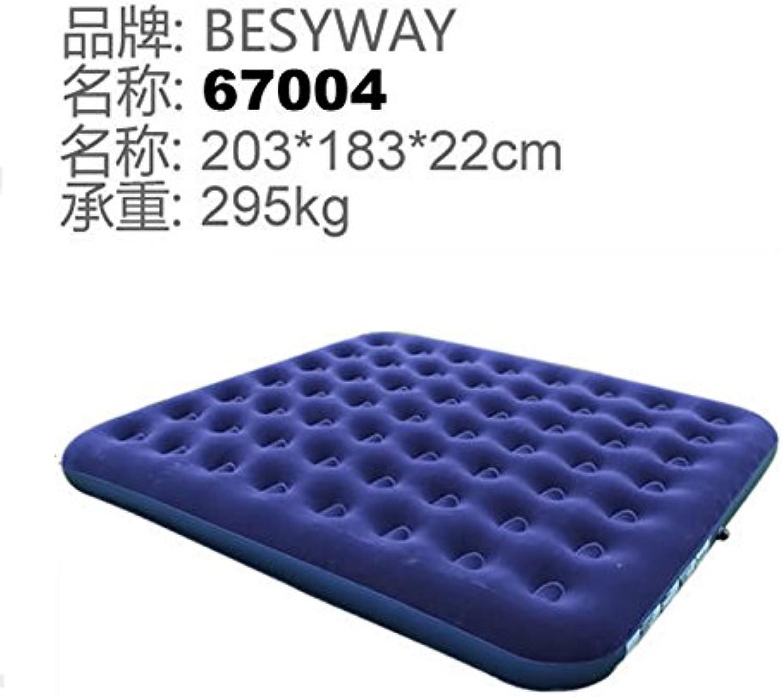 Huwai Matratzen-Luftbett-tragbares Auto-Bett für im im im Freien Reisende aufblasbare Matratzen-Beflockung B07N39RPJT  Online-Exportgeschäft 3d8cdf