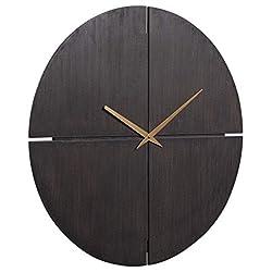 Signature Design by Ashley Pabla Wall Clock, Black