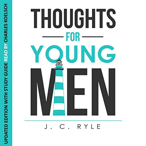 Thoughts for Young Men: Updated Edition with Study Guide  Titelbild