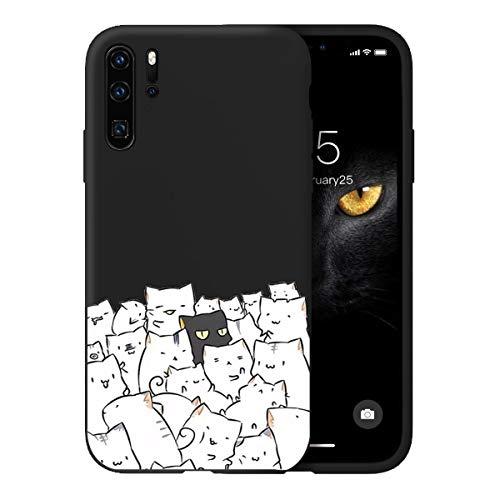 Suhctup Newest Conception de Modèle Couleur Coque Huawei Nova 2S [Coque Silicone Liquide] [Ultra-Mince] Anti-Rayure, Housse Protection Complète du Corps Silicone Gel Case Huawei Nova 2S
