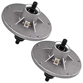 8TEN Spindle Assembly Jackshaft Mandrel for Murray Stanley 38 42 inch Deck 1001046 1001200 1001200MA 2 Pack