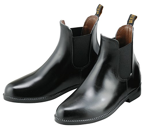 Wembley PVC Joiner Boots 267610001002 Black 42.0 [Parallel Import]