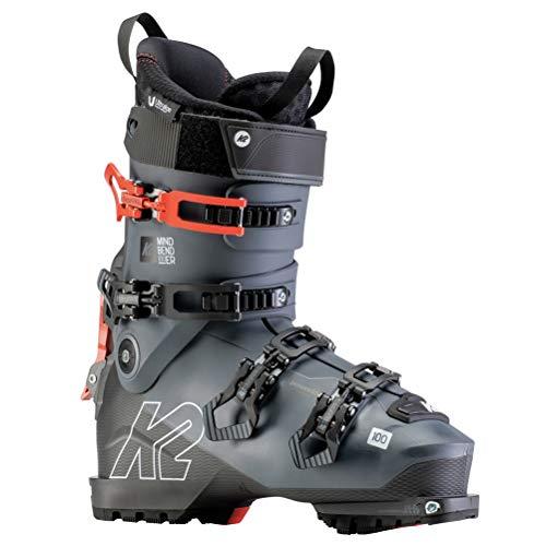 K2 - Chaussures De Ski Mindbender 100 Homme Bleu - Homme - Taille 26.5 - Bleu