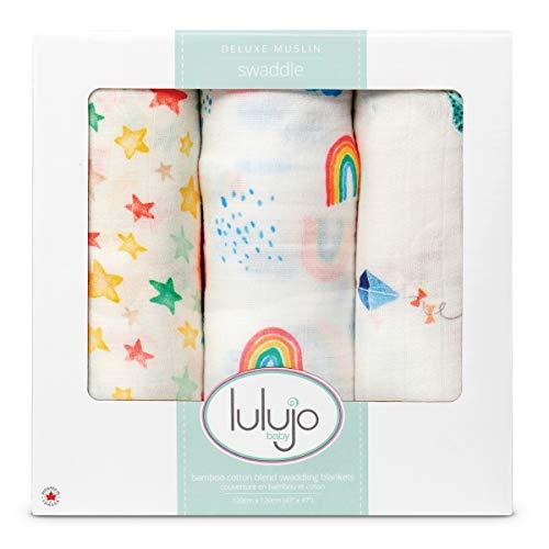 Lulujo Baby LJ135 Set of Cloths
