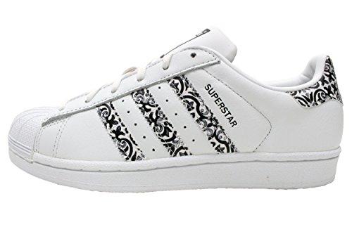 adidas Originals Superstar zapatilla de deporte para Blanco 7 Reino Unido