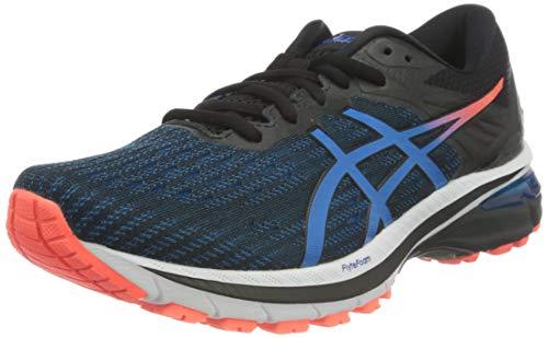 ASICS Herren Gt-2000 9 running shoes, Blue, 44 EU