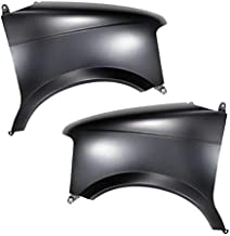 Partomotive For 95-05 Chevy Astro/Safari Van Front Fender Quarter Panel Left Right Side SET PAIR