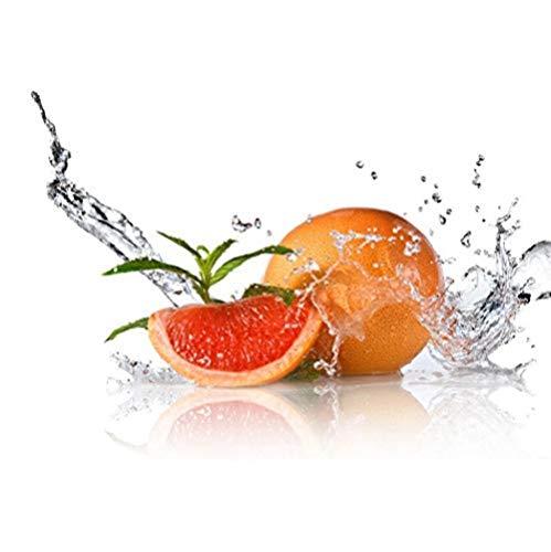 Wandbilder Wassertropfen Obst Orange 3D Wallpaper Wandbilder für Küche Zimmer 3D Foto Wandbild Esszimmer 3D Wandbil Wanddekoration fototapete 3d Tapete effekt Vlies wandbild Schlafzimmer-400cm×280cm