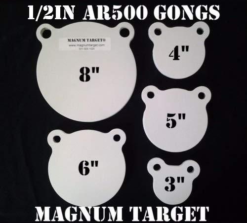 Shooting Targets 1 Targets 5pc Steel Targets