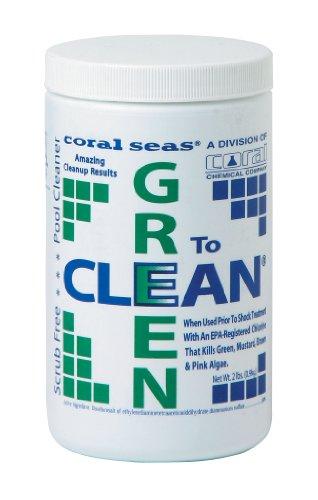Coral Seas Green Aid Green To Clean - 2 lbs.