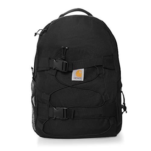 Carhartt−wip リュック リュックサック?バックパック?大容量 PCバッグ?通学 旅行 出張 男女兼用 多機能バッグ?防水?ブラック
