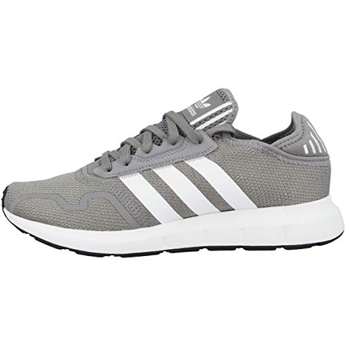 adidas Swift Run X, Scarpe da Ginnastica Uomo, Grey Three/Ftwr White/Core Black, 42 EU