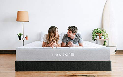 Nectar Memory Foam Mattress | Good Housekeeping Institute Approved 2020 | Medium to Firm | Small Double