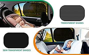Sunshades Protect Child from Sun Glare and Heat Car Sun Shades for ...