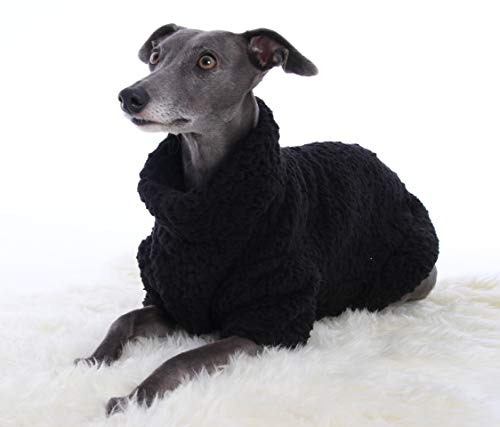 The Trendy Whippet Saluki Sighthound - Pijama de Forro Polar