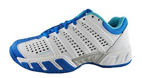 K-Swiss Sneaker Ks Bigshot Light 2.5 weiß/blau EU 37