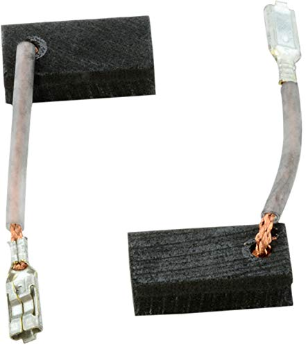 Escobillas de Carbón para HILTI AG-S - 5x10x17mm - 2.0x3.9x6.7'' - Con dispositivo de desconexión