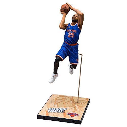McFarlane NBA Series 30 DERRICK ROSE #25 - New York Knicks Sports Picks Figure