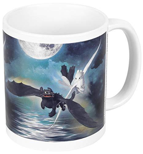 Pyramid International MG25233 How TO Train Your Dragon 3 (Together) Mug, Keramik, mehrfarbig