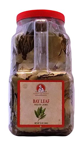 Chefs Quality Whole Bay Leaves, 10 Oz.