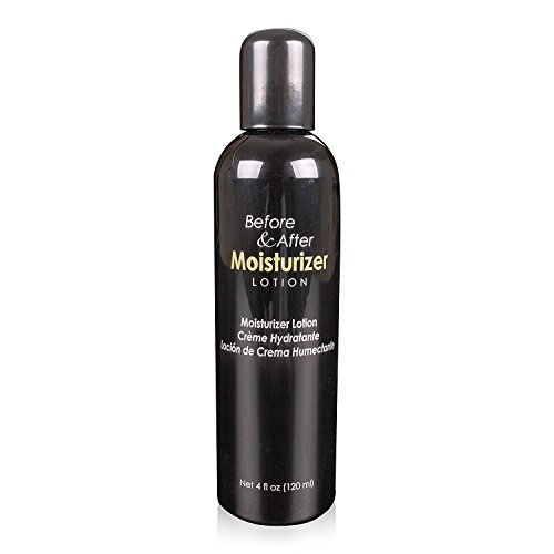 Mehron Makeup Before and After Moisturizer Lotion (4oz)