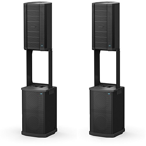 Bose F1 System w/Dual 812 Powered Speakers & Subs