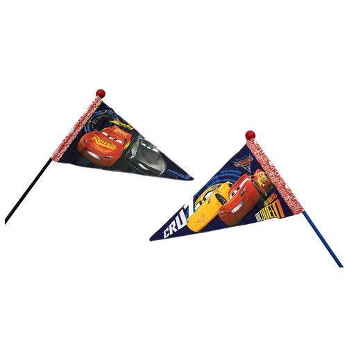 Bibia 17011600 Sicherheitsflaggel Cars 3 2 tlg