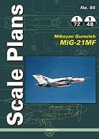 Mikoyan Gurevich Mig-21mf (Scale Plans)