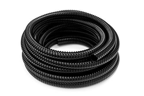 HeRo24 25 mm x 10 Meter Spiralschlauch für Teiche