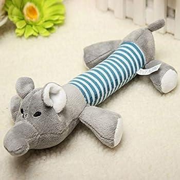 Contenu : 1 jouet pour chien Matériau : peluche Taille : 22 cm
