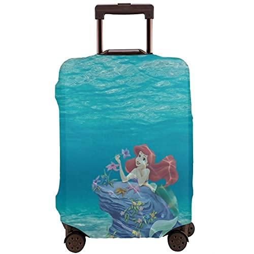Estuche protector de maleta de anime de dibujos animados, lavable, diseño de impresión 3D, 4 tamaños para la mayoría de equipaje bolsa protectora cremallera