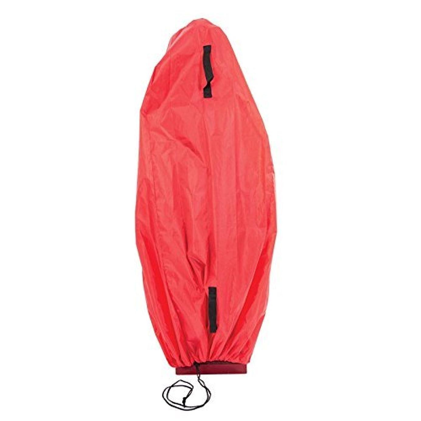 アプライアンスギャングスター扱いやすいSanta's Bags Topiary Storage Bag Red Fabric 60 in. H【クリスマス】【ツリー】 [並行輸入品]