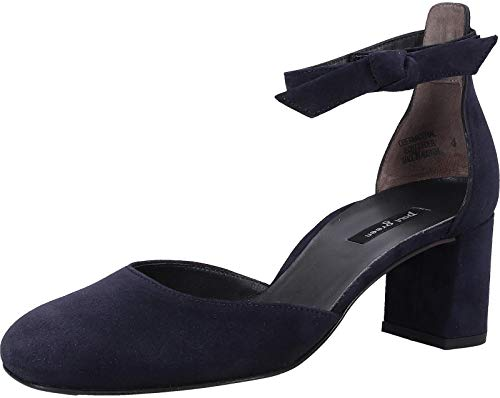 Paul Green 3537 Damen Pumps Blau, EU 38