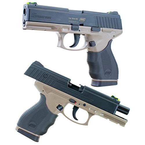 SWE Softair Pistole Taurus PT24/7 Replika ASG Kal. 6mm BB <0,5 Joule