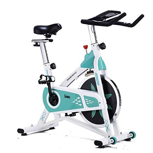 Indoor Fitness Bike Hometrainer for kantoor aan huis met Scherm Resultaat Mileage Speed Measurement Hartslag het verbranden van calorieën dsfhsfd