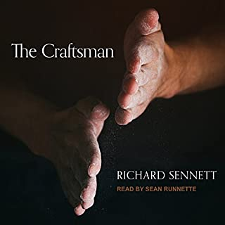 The Craftsman audiobook cover art