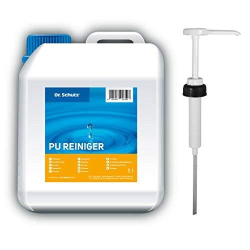 Dr. Schutz PU Reiniger (5 Liter) inkl. Dosierpumpe