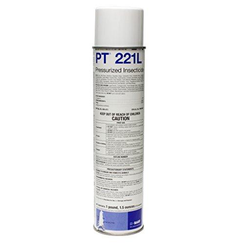 BASF PT10239 PT 221L Pressurized Insecticide,...