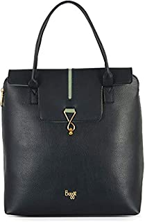 Baggit Women's Synthetic Handbag (Blue)