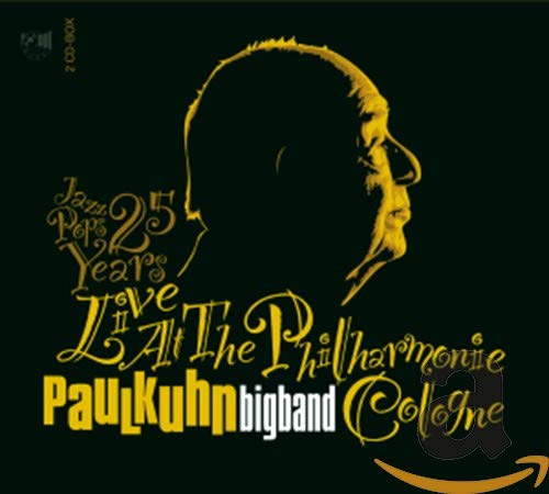 LIVE AT THE PHILHARMONIE COLOGNE - JAZZ POPS 25 YEARS(2CD)