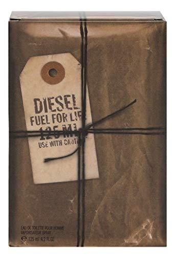 Diesel For Life Man E.t.125 Vapo, One size, 125 ml