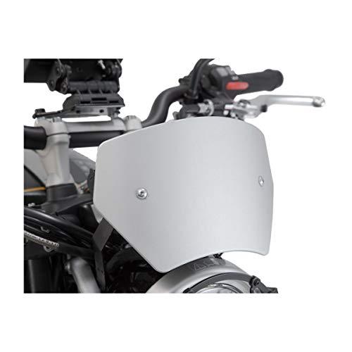 SW-Motech Motorrad Windschild Windabweiser aus Aluminium für Triumph Scrambler