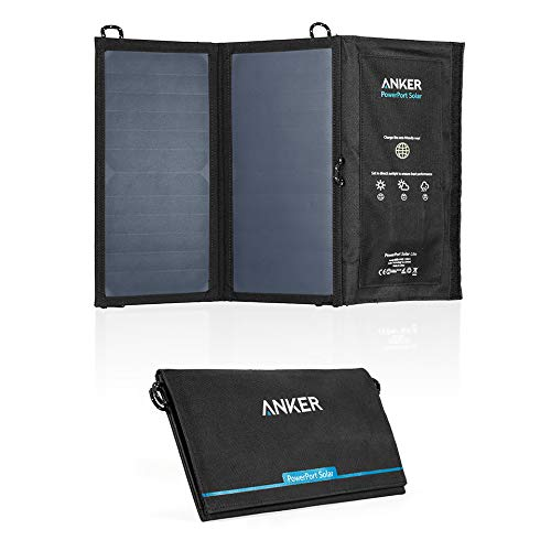Anker PowerPort Solar Lite (15W 2-Port USB Solar Charger) for iPhone 6/6 Plus, iPad Air 2 / mini 3, Galaxy S6 / S6 Edge and More