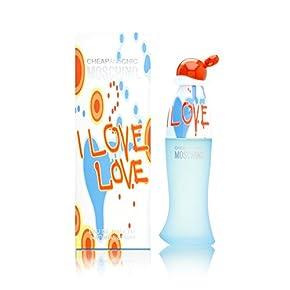 I Love Love For Women. Eau De Toilette Spray