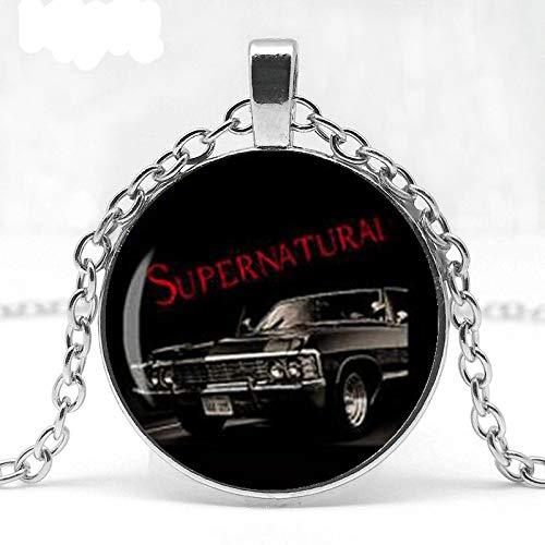 Venta caliente, Supernatural Impala Sobrenatural Camino hasta ahora Dean Winchester coche Sam...