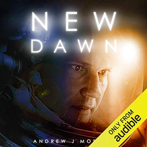 New Dawn audiobook cover art