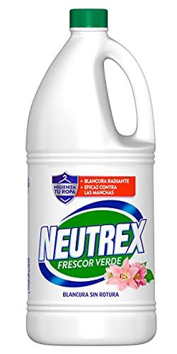 Neutrex Lejía Perfumada Frescor Verde Acción Total para la lavadora - 1.8 L