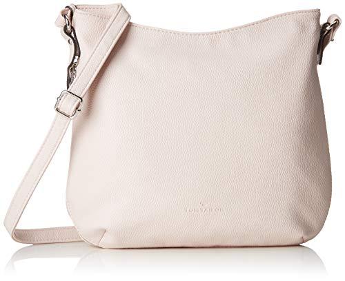 TOM TAILOR Schultertasche Damen, Kasia, 33x28x8 cm, TOM TAILOR Taschen für Damen, Pink (Rosa)